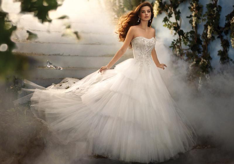 robes de mariées Disney